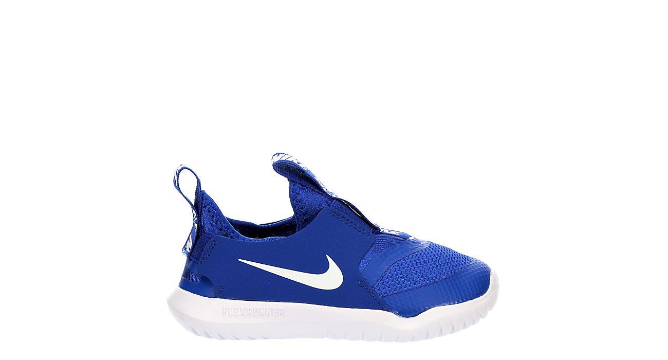 NIKE Boys Infant Flex Runner Sneaker - BLUE