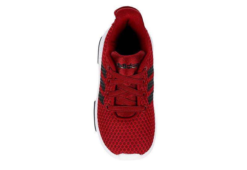 ADIDAS Boys Infant Racer Tr Sneaker - BURGUNDY