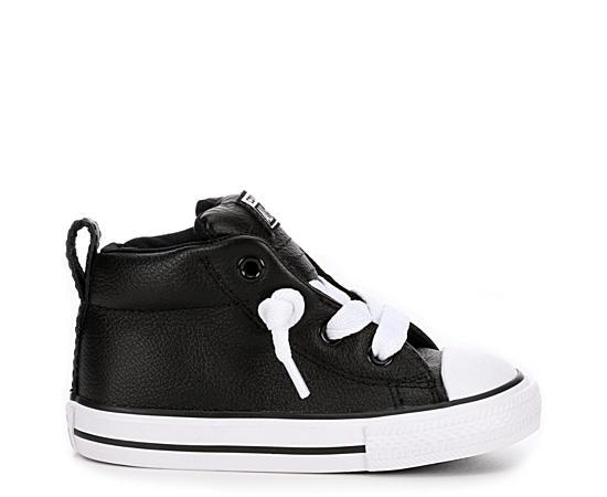 Boys Chuck Taylor All Star Street Hi Sneaker