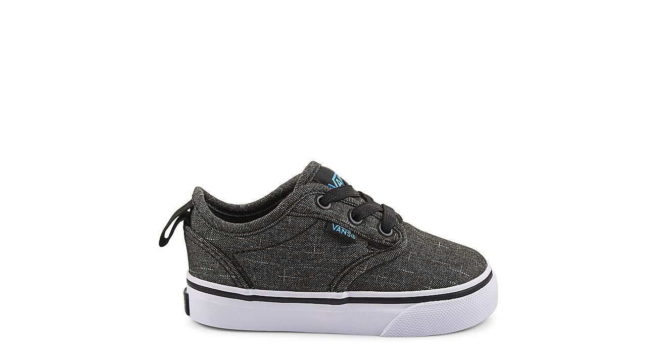 b4da42064d Vans Boys Atwood Slip Sneaker - Grey