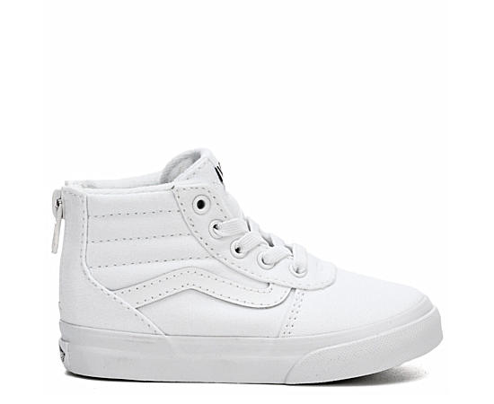 Boys Toddler Ward High Top Zip Sneaker