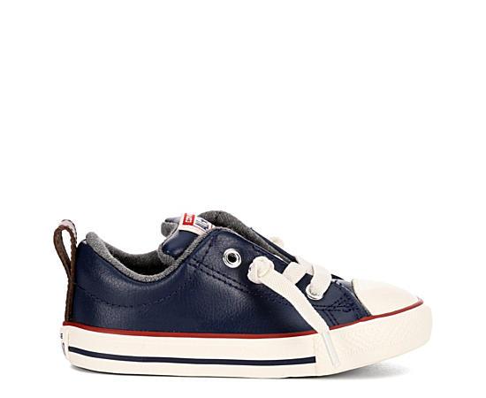 Boys Street Oxford Slip Preschool Sneaker
