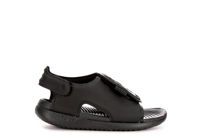 NIKE Boys Infant Sunray Adjust Sandal - BLACK