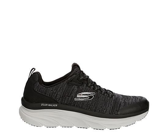 Mens Dlux Walker Pensive Running Shoe
