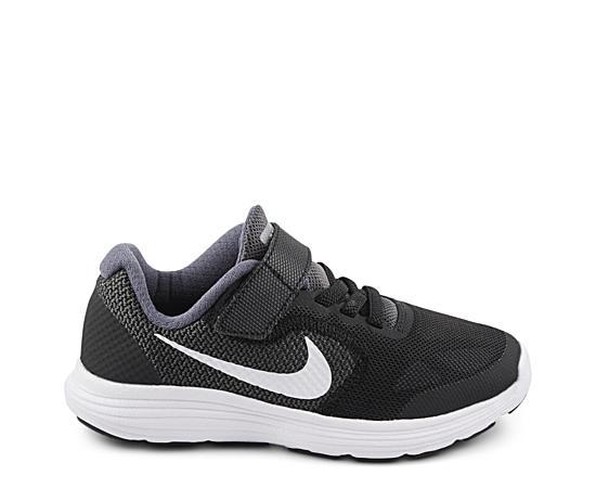 Boys Revolution 3 Preschool Running Shoe