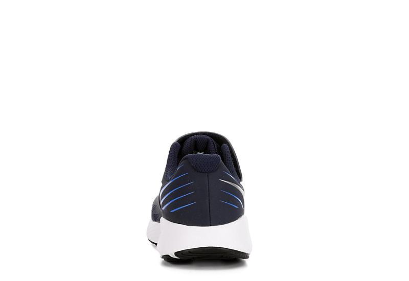 NIKE Boys Star Runner Preschool Sneaker - NAVY