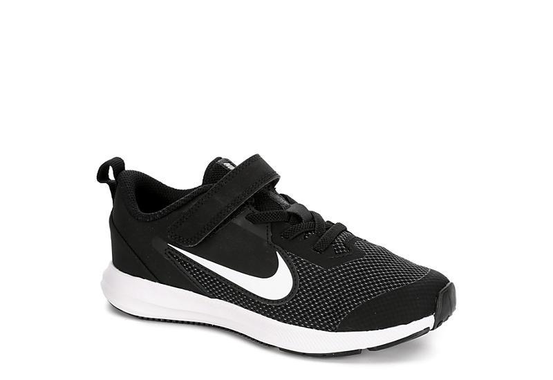 169f1e02fcbe Nike Boys Preschool Downshifter 9 Sneaker - Black
