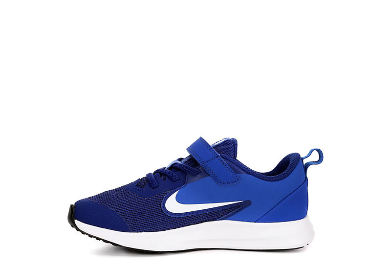 NIKE Boys Preschool Downshifter 9 Sneaker - BLUE