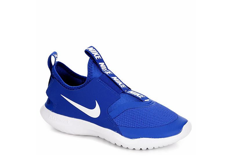 f395fbe642 Blue Nike Boys Preschool Flex Runner Sneaker | Infant/Toddler | Off ...