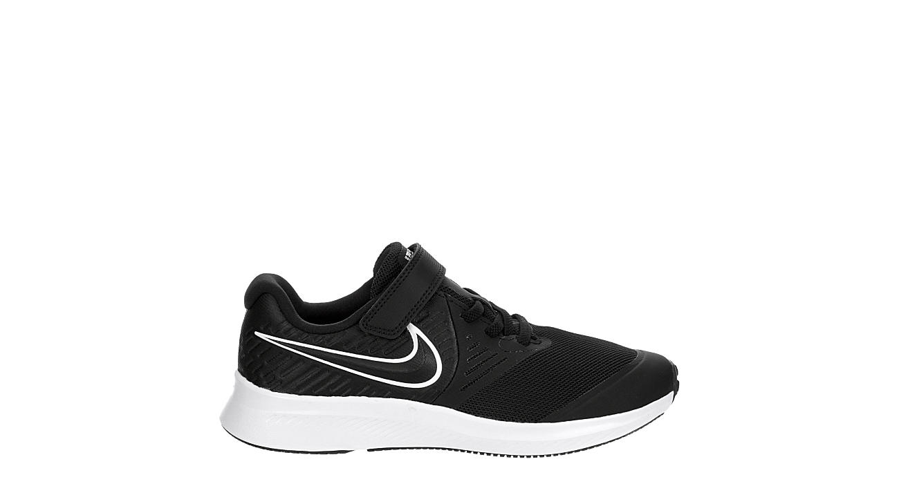 NIKE Boys Star Runner 2 Sneaker - BLACK