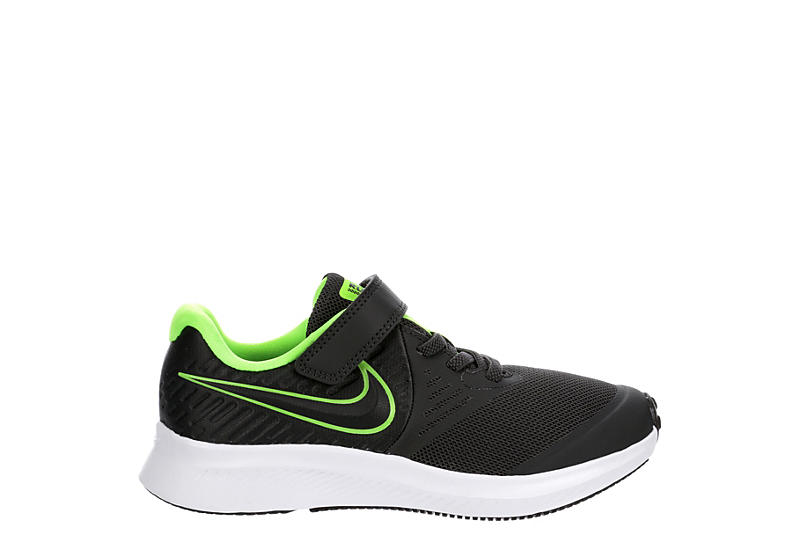 NIKE Boys Star Runner 2 Sneaker - DARK GREY