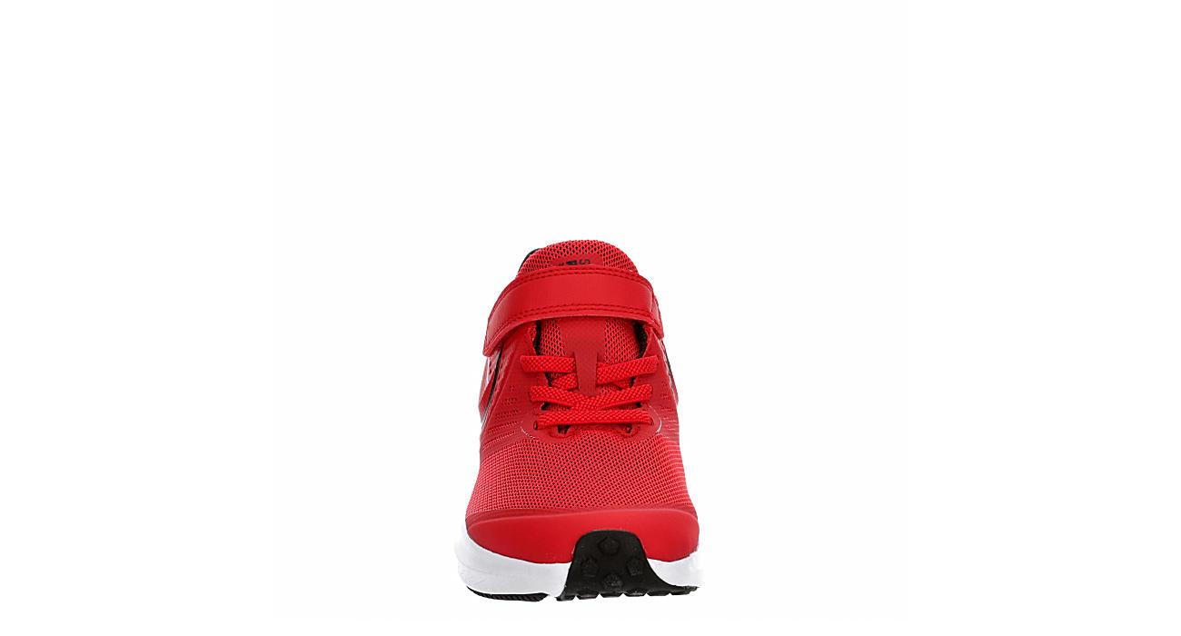 NIKE Boys Star Runner 2 Sneaker - RED