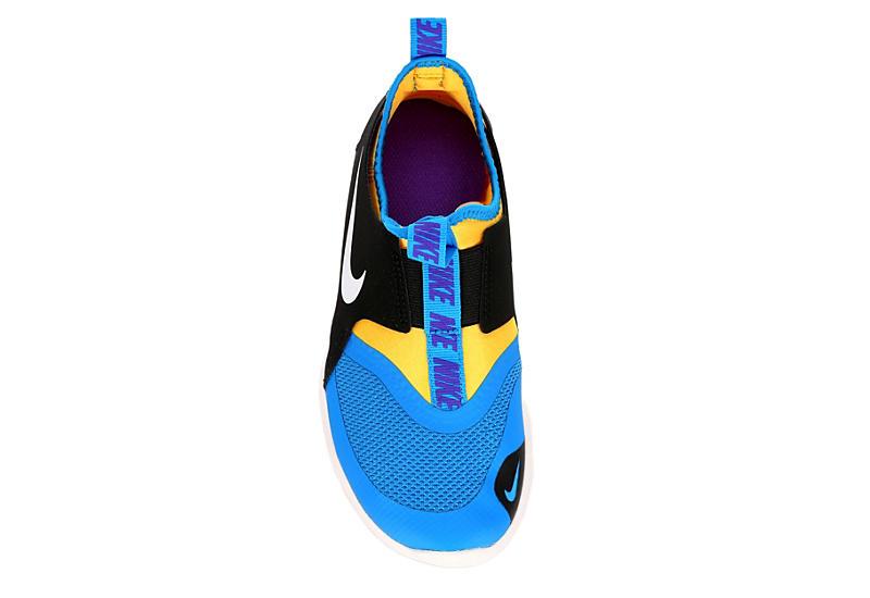 NIKE Boys Toddler Flex Runner Sneaker - BLUE