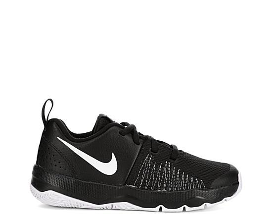Boys Team Hustle Quick Basketball Shoe