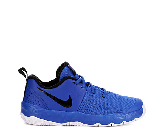 Boys Preschool Hustle Quick Low Basketball Shoe
