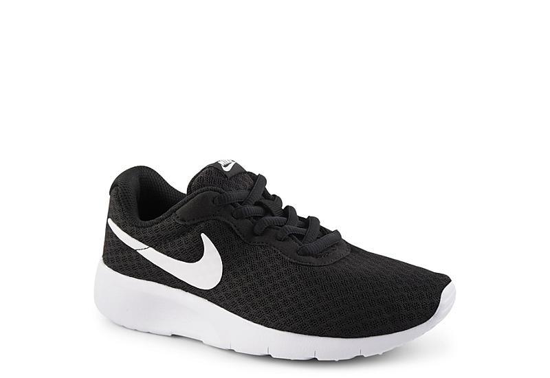 3d3be6d5a32fa Black Nike Tanjun Boys  Preschool Sneakers