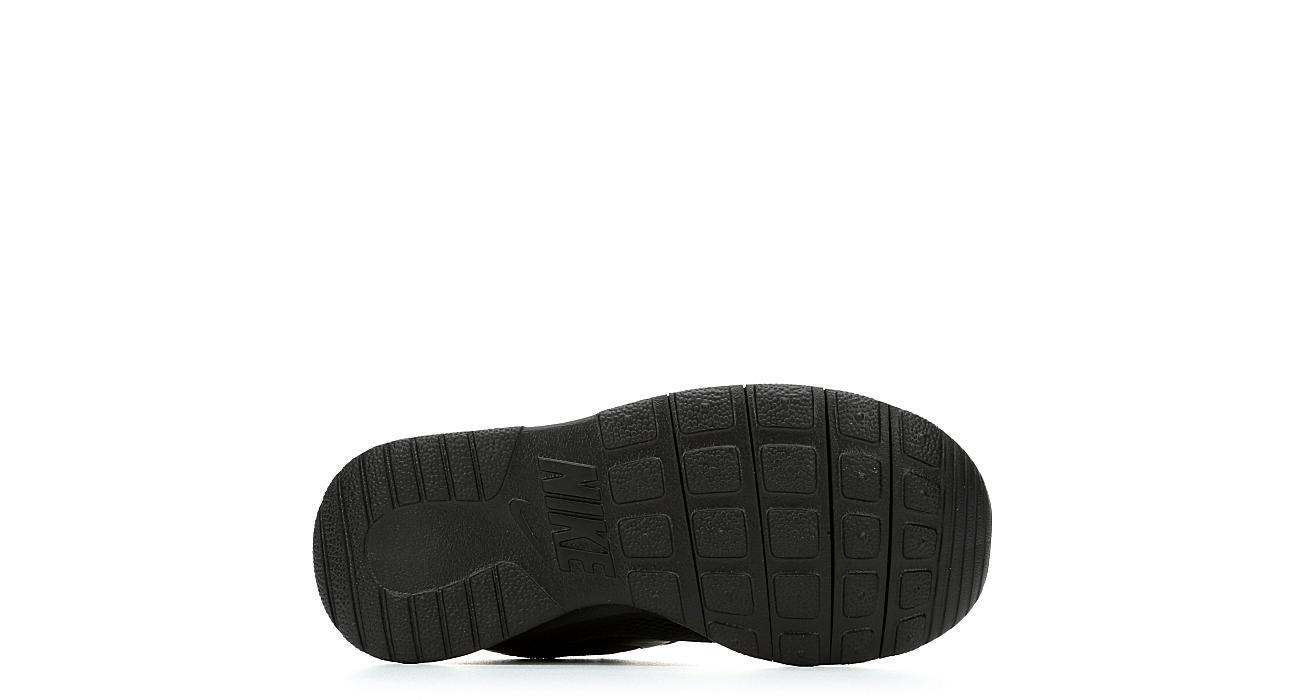 NIKE Boys Preschool Tanjun Sneaker - BLACK