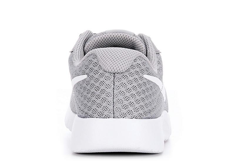 NIKE Boys Preschool Tanjun Sneaker - GREY