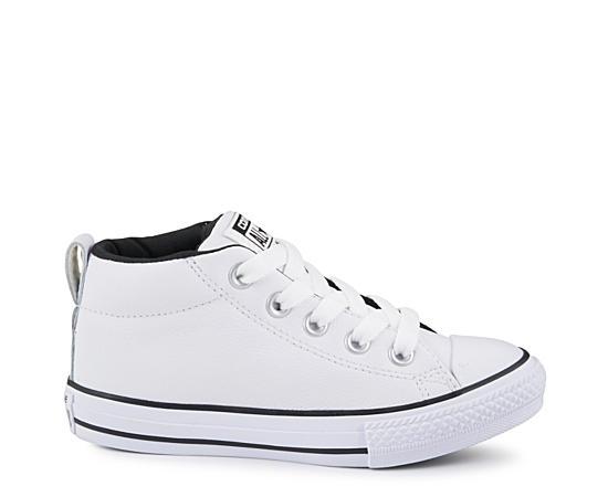 Boys Chuck Taylor All Star Street Mid Sneaker