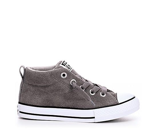Boys Chuck Taylor Street Hi Preschool Sneaker