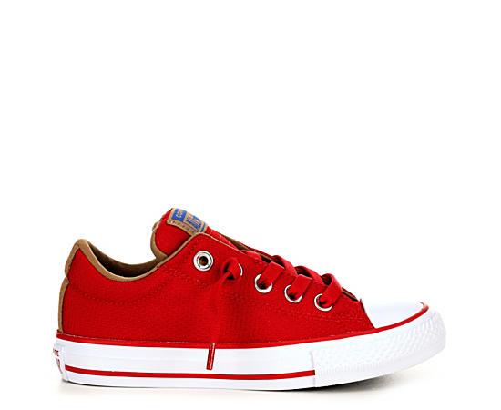 Boys Street Slip Grade School Sneaker