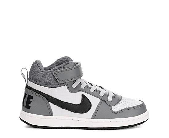 Boys Court Borough Mid Sneaker