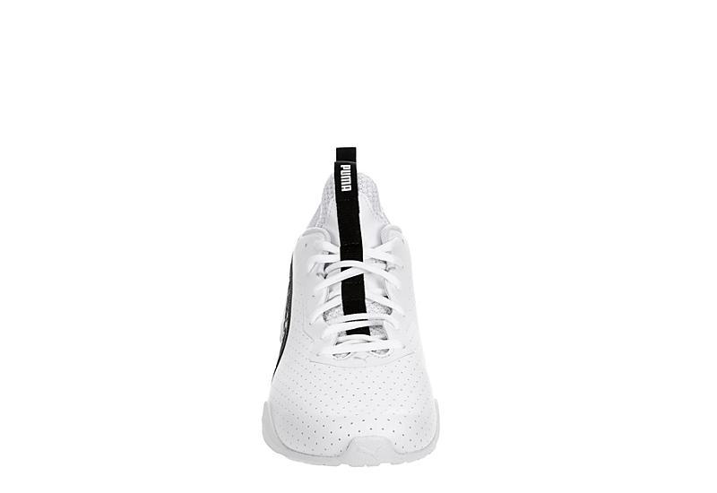 PUMA Mens Lqdcell Running Shoe - WHITE