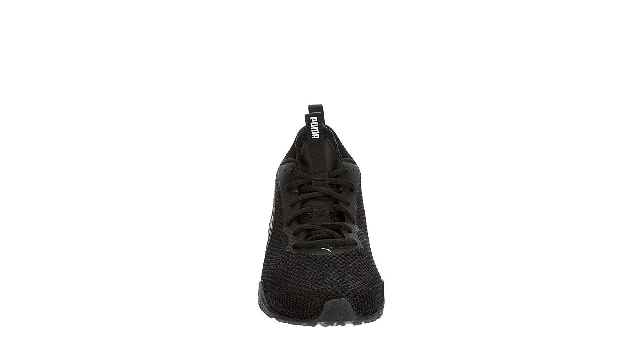 PUMA Mens Lqdcell Running Shoe - BLACK