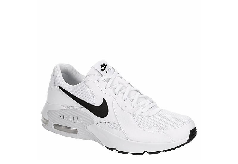 WHITE NIKE Mens Air Max Excee Running Shoe