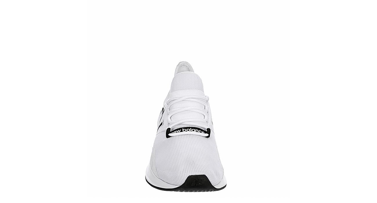 NEW BALANCE Mens Roav Running Shoe - WHITE
