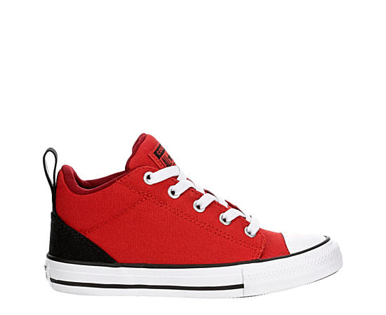 Boys Chuck Taylor All Star Ollie Mid Sneaker