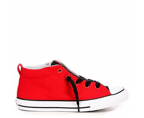 Boys Chuck Taylor All Star Ox Preschool Sneaker