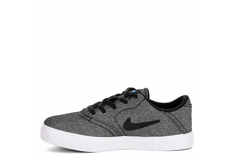 NIKE Boys Check Sneaker - GREY