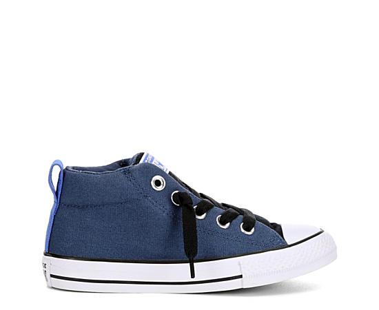 Boys Street Mid Sneaker