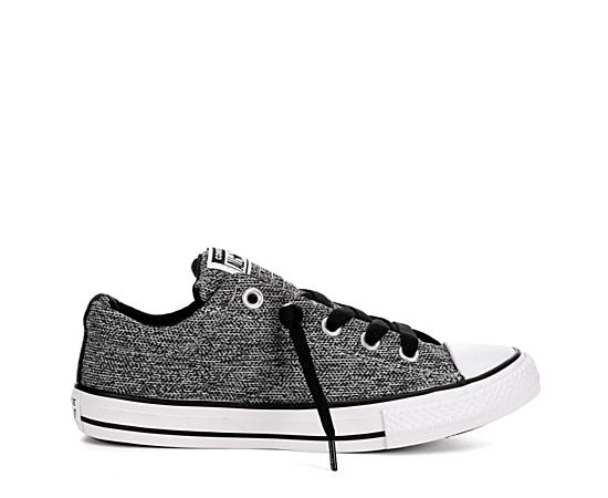 Boys Chuck Taylor All Star Street Slip Sneaker