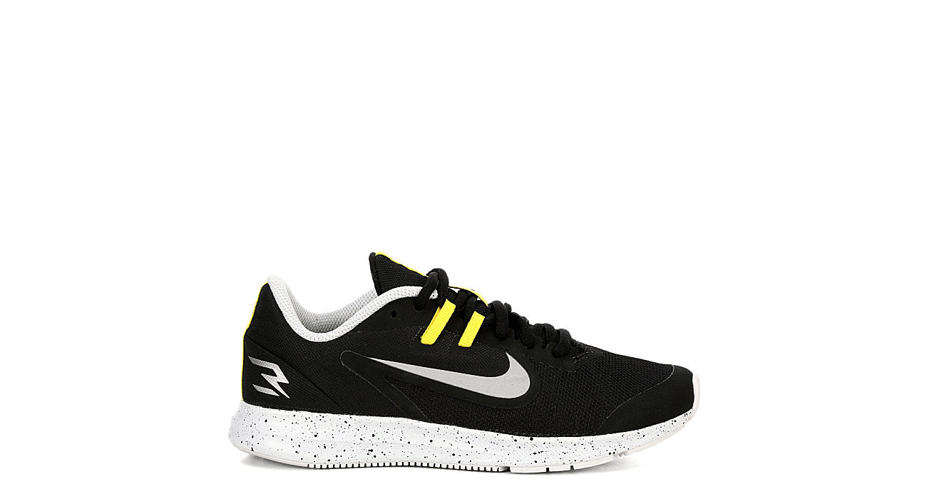NIKE Boys Downshifter 9 Sneaker - BLACK