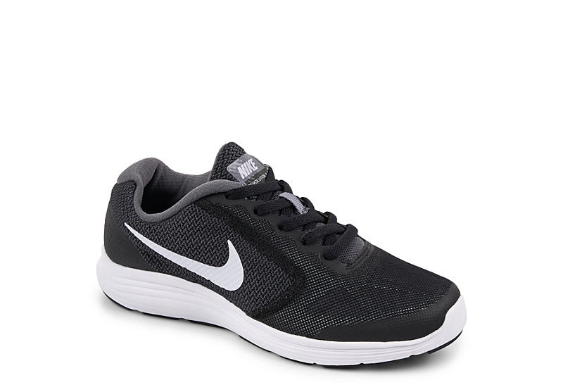 26fd9f37936c Nike Boys Revolution 3 Grade School Running Shoe