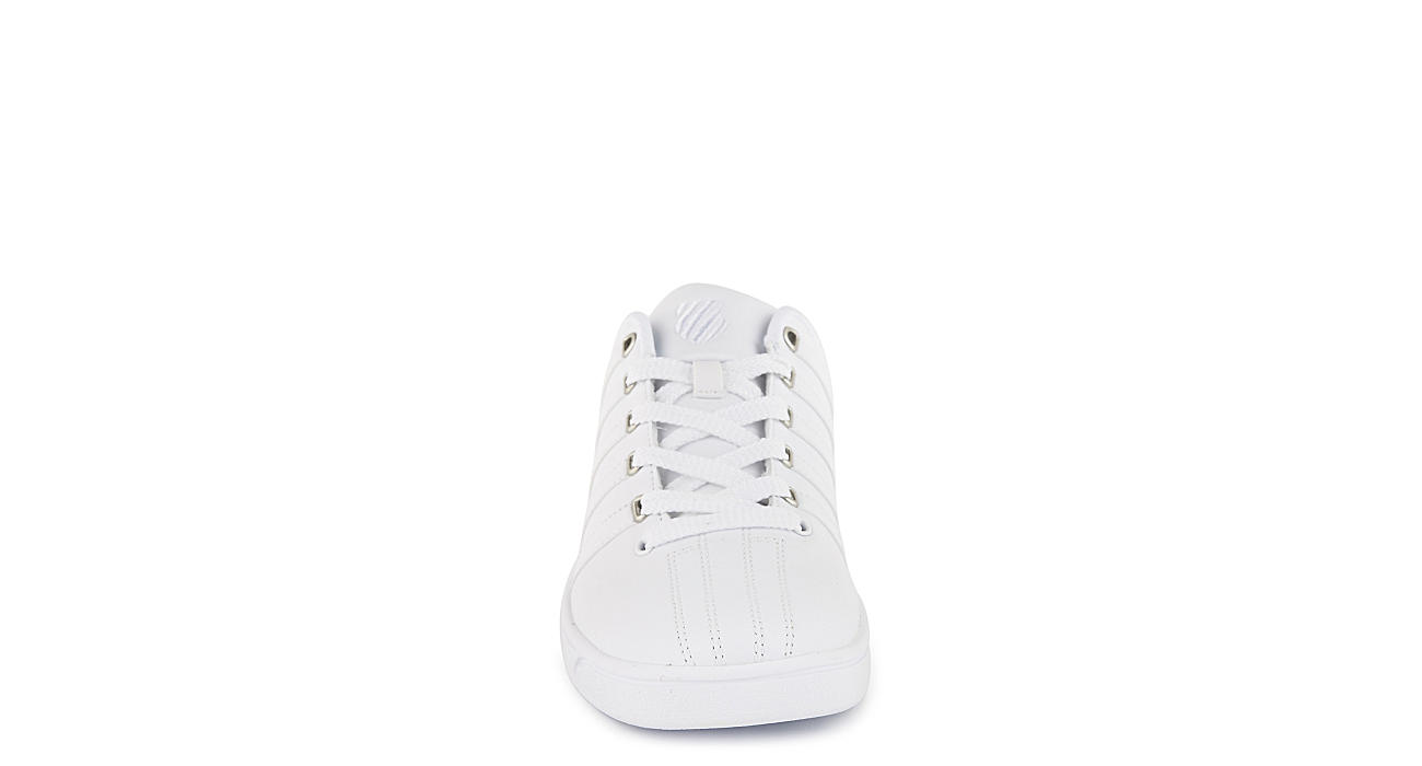 a6aa70ce7213c5 White K-swiss Mens Court Pro 2 | Athletic | Off Broadway Shoes