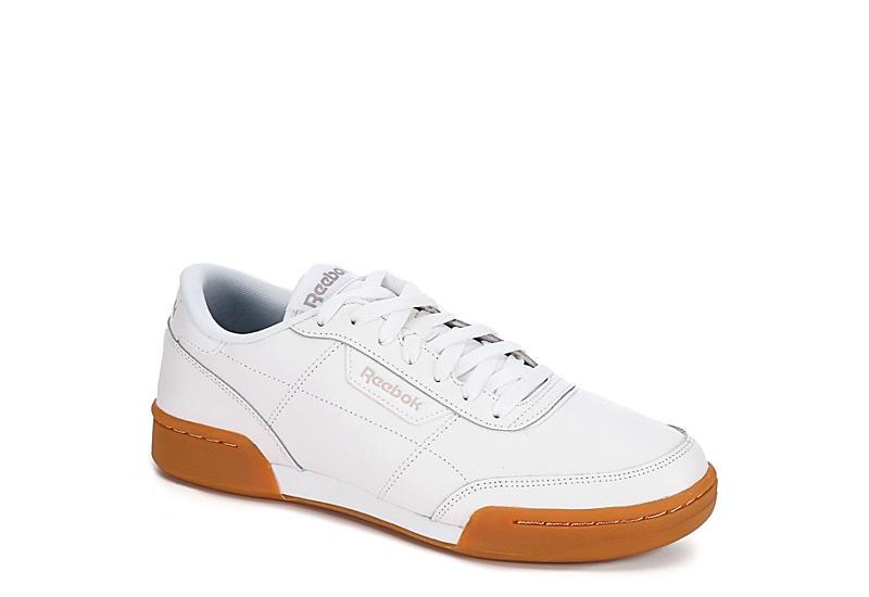 WHITE REEBOK Mens Heredis Sneaker