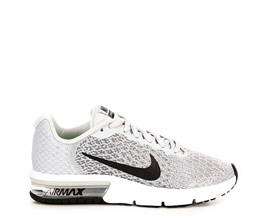Boys Air Max Sequent Grade School Sneaker