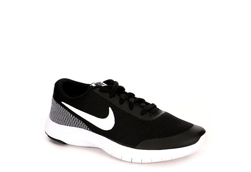 436120ddab59 Nike Boys Flex Exp 7 Grade School Sneaker - Black