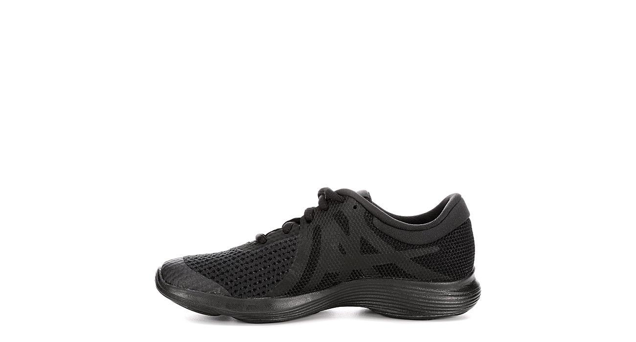 c2c3f744ad46 Nike Boys Revolution 4 Grade School Running Shoe - Black