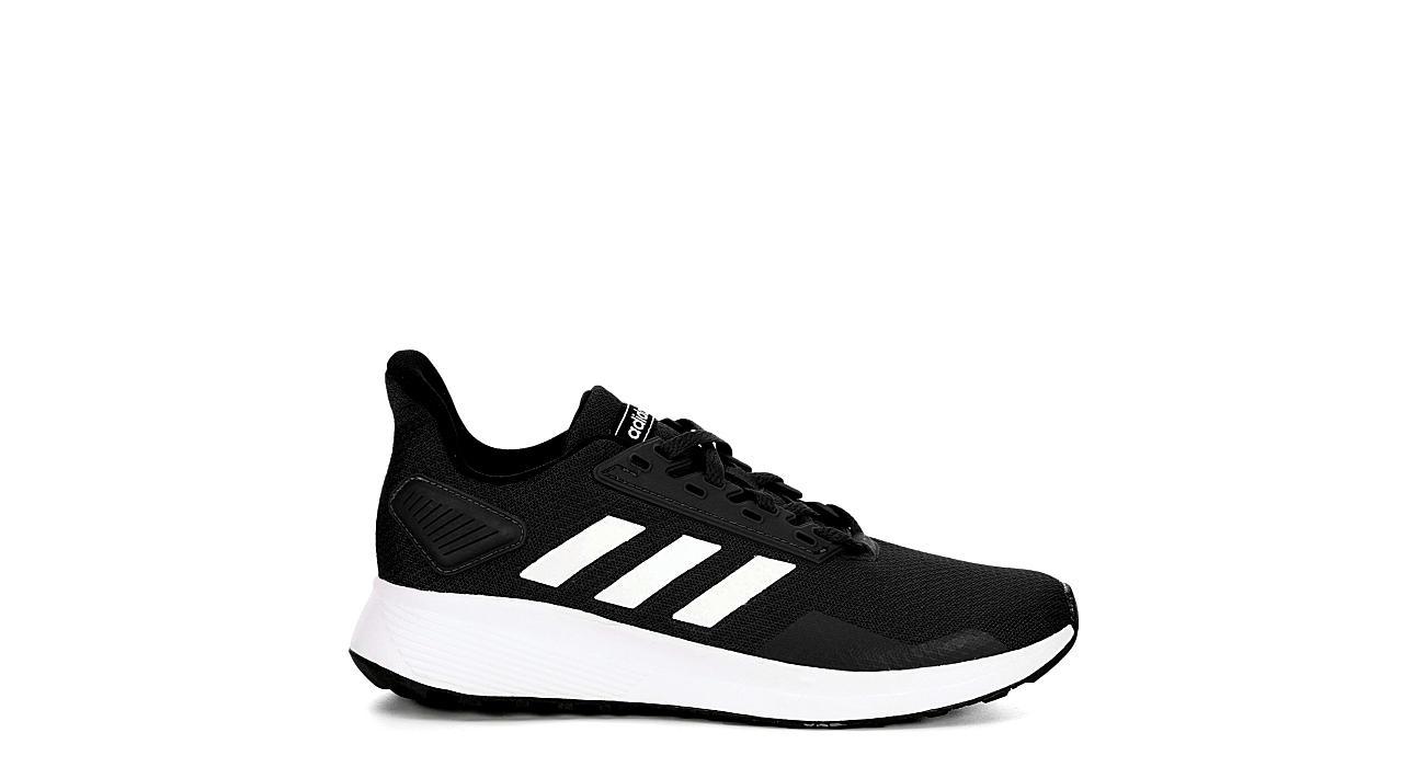 ADIDAS Boys Duramo 9 Running Shoe - BLACK