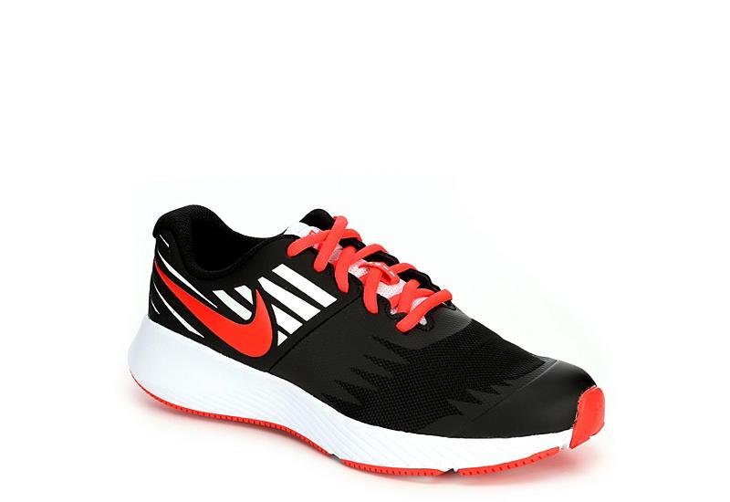 best website cfbfd 50619 Nike Boys Star Runner Jdi Gradeschool Sneaker - Black