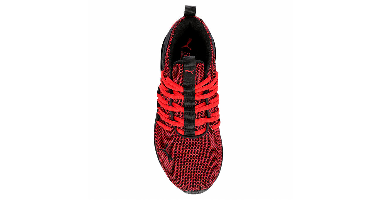 PUMA Boys Axelion - RED