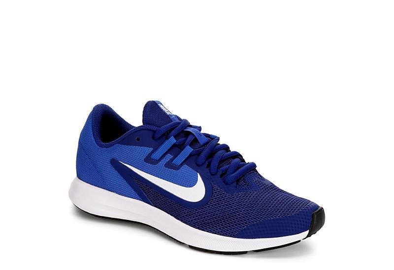 lowest price f96ad 29b9e Nike Boys Grade School Downshifter 9 Sneaker - Blue