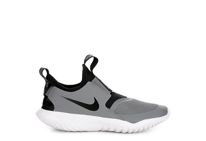 NIKE Boys Flex Runner Sneaker - GREY