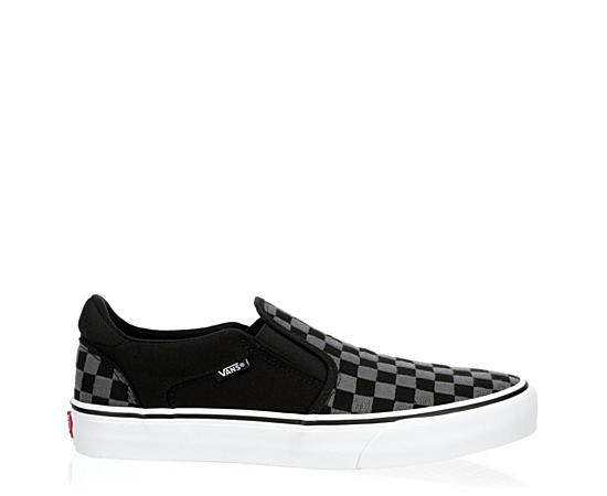 Mens Asher Deluxe Slip On Sneaker