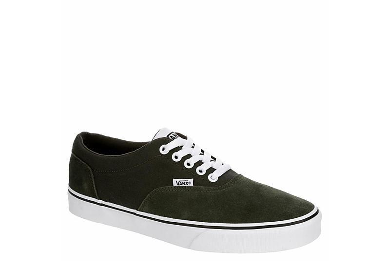 VANS Mens Doheny Sneaker - OLIVE