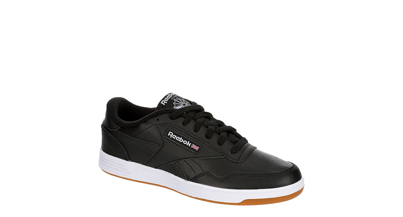 REEBOK Mens Club Memt Sneaker - BLACK